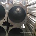 Tubo de Alumínio Acabado em Moinho para Sistema de Irrigação Agrícola de Hortaliças e Terras Agrícolas com Efeito Estufa
