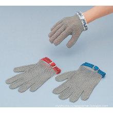 Промышленные перчатки из нержавеющей стали