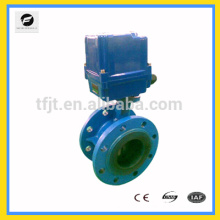 CTF Series electric ball/butterfly valve for Industry or family water system,water equipment, garden,
