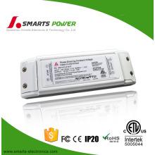 12V 12W triac regulable LED tiras drivers ce ul aprobado