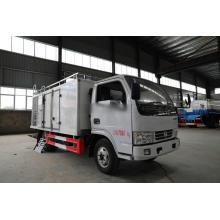 Diesel Engine Refrigerator Freezer Truck Refrigerated Truck