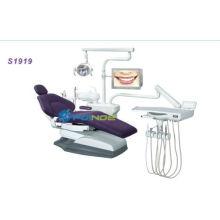 Unidade dentária montada na cadeira (NOME DO MODELO: KJ-919 - Aprovado pela CE -