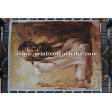 Pintura desnuda del cuerpo de la mujer de la alta calidad de la nueva llegada