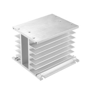 Dissipador de calor de alumínio extrudado de alta qualidade