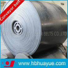 Heat Resistant Rubber Conveyor Belt, Ep Polyseter Strength 315-1000n/mm