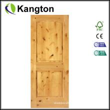 Knotty Pined Wood Door (wood door)