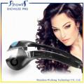 Rouleau à cheveux portable Affichage à cristaux liquides