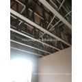 xinnuo jauge de lumière encadrant villa préfabriquée structure en acier maison