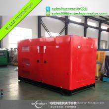 Niedriger Preis ATS 400kva Deutz BF6M1015C Dieselgenerator mit COC in Kenia genehmigt