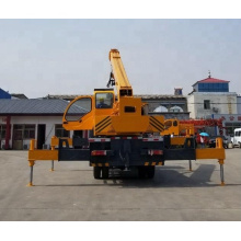small mobile truck with crane 10 ton