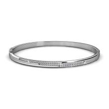 New 2021 Premium Austrian Crystal Jewelry Luxury Lecia Bangle Bracelet for Women