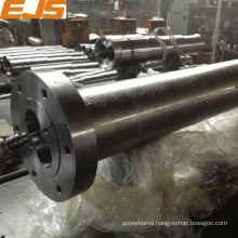 extruder bimetallic screw barrel with 1 year guarantee