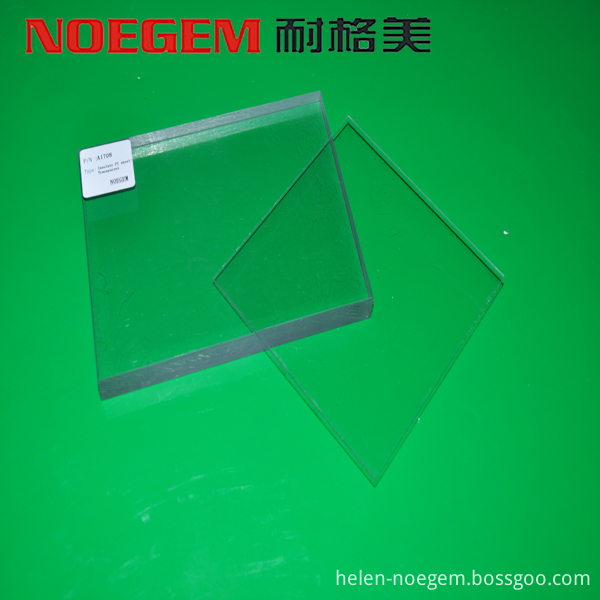 Antistatic Esd Clear Pc Panel