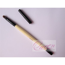 Correcteur de cheveux en nylon Eyeliner Brush Lips en bois Brosse cosmétique