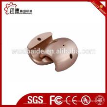 Pièces de machines en laiton en laiton en acier inoxydable en aluminium, pièces d'usinage cnc, pièces de tour cnc
