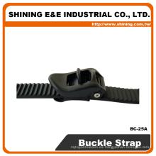 BC25A-BL15A Micro ajustable de montaje rápido lazo de hebilla