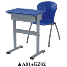 Meubles d'étudiant de vente chaude / meubles de salle de classe / chaise d'étudiant