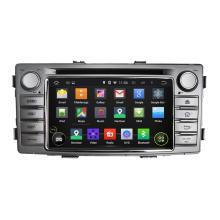 Lecteur DVD de voiture 6.2 pouces système Android pour Hilux