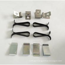 Customized spring steel belt clip