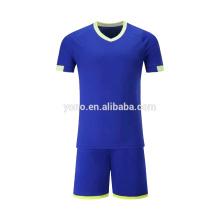 2017 nouvelle coutume votre propre équipe de football jersey en gros formation de football usure jersey