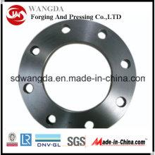 ASME B16.5 A305 Carbon Steel Welding Neck RF Flange