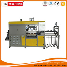 PS Foam Disposable fast food container making machine