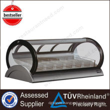 Commercial Equipment Countertop Freezer for Ice Cream Used
