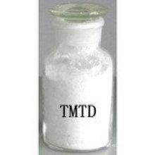 Rubber Accelerator Tetramethyl Thiuram Disulfide Tmtd (TT, TMT)
