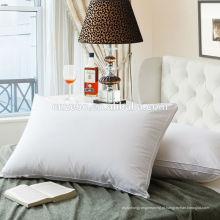 Atacado de alta qualidade poliéster / Down Hotel Life White travesseiro Inner / Pillow Insert