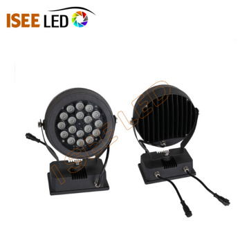 Proyector LED RGB de potencia regulable 54W