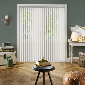 Pvc vertical blinds for windows
