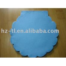 Tissu à table jetable