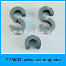 C Form gesinterter Alnico Magnet