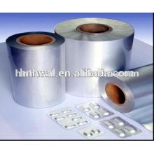 Emballage pharmaceutique en feuille d'aluminium formé à froid