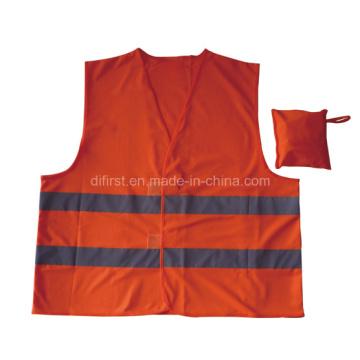 Veste de visibilité élevée pour le trafic (DFV1009)