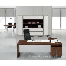 Bureau de bureau de haute qualité Meuble de bureau de bureau exécutif en bois (HF-TWB101)