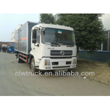 High safety Dongfeng Tianjin 4X2 explosive truck in Rwanda