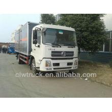 Высокая безопасность Dongfeng Тяньцзинь 4X2 взрывной грузовик в Руанде