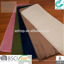 easy-cleaning sauna floor magnetic floor mat long pile 100% polyester machine washable entrance mat