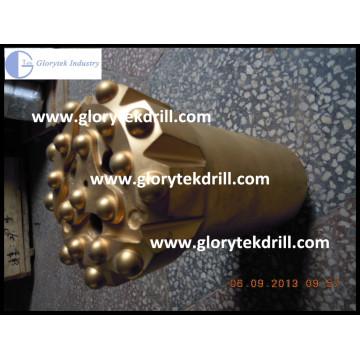 34мм 8buttons кнопку 7degree Сплющенный буровой наконечник утеса