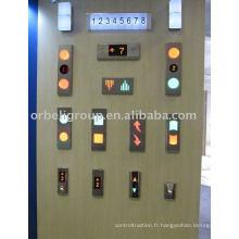 Lanterne de hall d'ascenseur, indicateur, pièces de levage