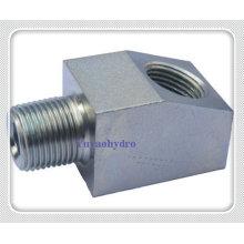 Conexão hidráulica Adaper métrico especial