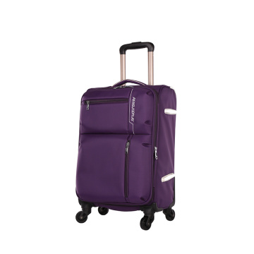 Superlight stoffen trolley bagagesets