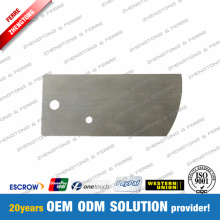 Spring Steel Cut Off Knife dla Molins MK8 Machine