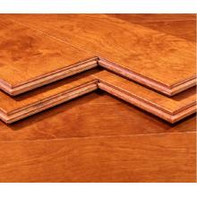 Multi Layer Engineered Natural Bamboo Flooring