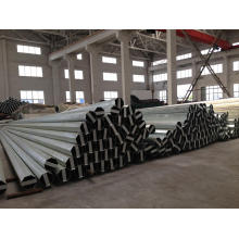 30FT Hot DIP Galvanized Steel Pole
