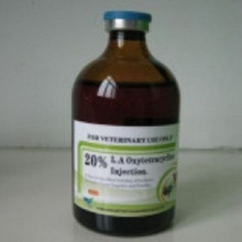 Oxytetracycline Veterinary Injection 20% Medicine