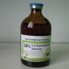 Oxytetracycline Veterinary Injection 20% Medicina