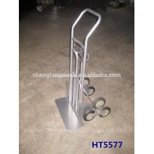 qingdao six wheel stair-climbing trolley