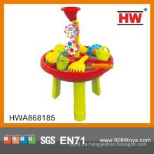 Nuevo producto Sand Beach juguetes arena y agua mesa niños juego